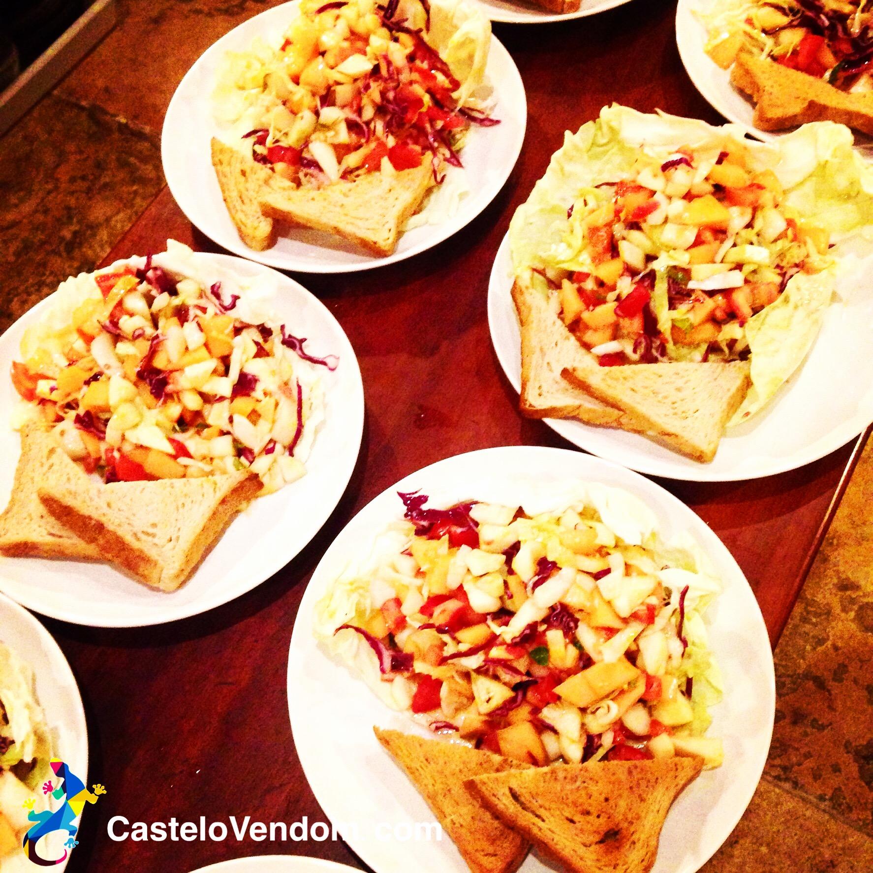 Castelo Vendom Salades composées