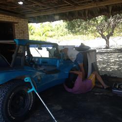 Castelo Vendom buggy rental
