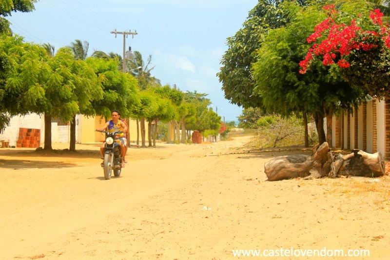 Parajuru Village