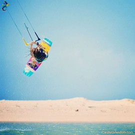 Let s go for a great kitesurf coaching w