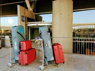 La galère du transport des boardbags et ses petites astuces et bons plans