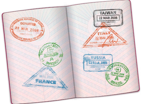 Passport & Insurance for Brazil