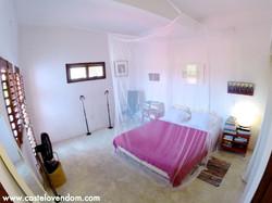 @ Castelo Vendom Jangada room