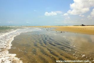 Sunset beach pictures & KiteSurf Beach Clean Up
