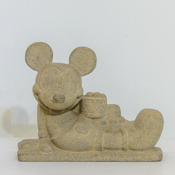 """Chacmool"" Mickey"