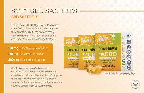 PHB soft gel sachets 16 count 7.95