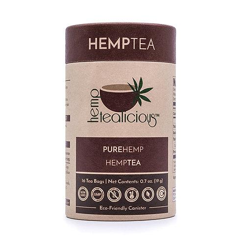 Hemptealicious Pure Hemp Original Tea