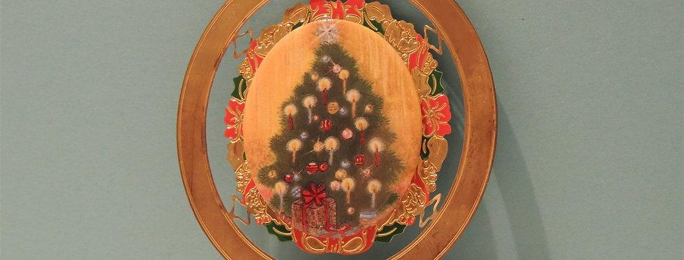 Christmas Ornament - Avon 1995 Collectible Tree