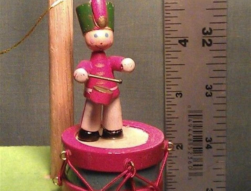 Christmas Ornament - Drummer