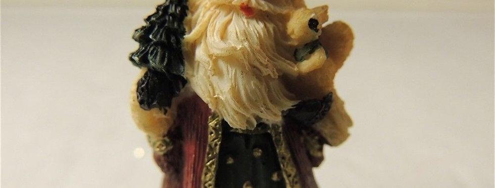 Christmas Decoration - Little Mini Santa Figurine