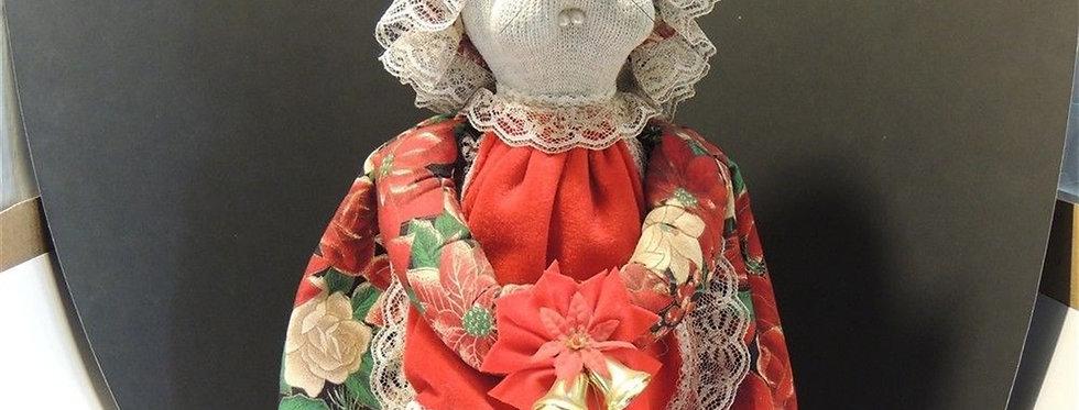 Christmas Decoration - Handmade Grandma mouse