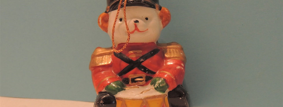 Christmas Discount - Vintage Drummer boy Ornament