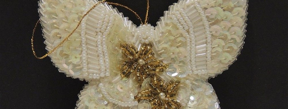 Christmas Ornament - Collectable - Angel wings