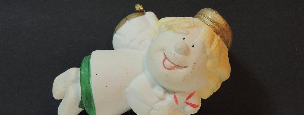 Christmas Ornament - Happy Angel