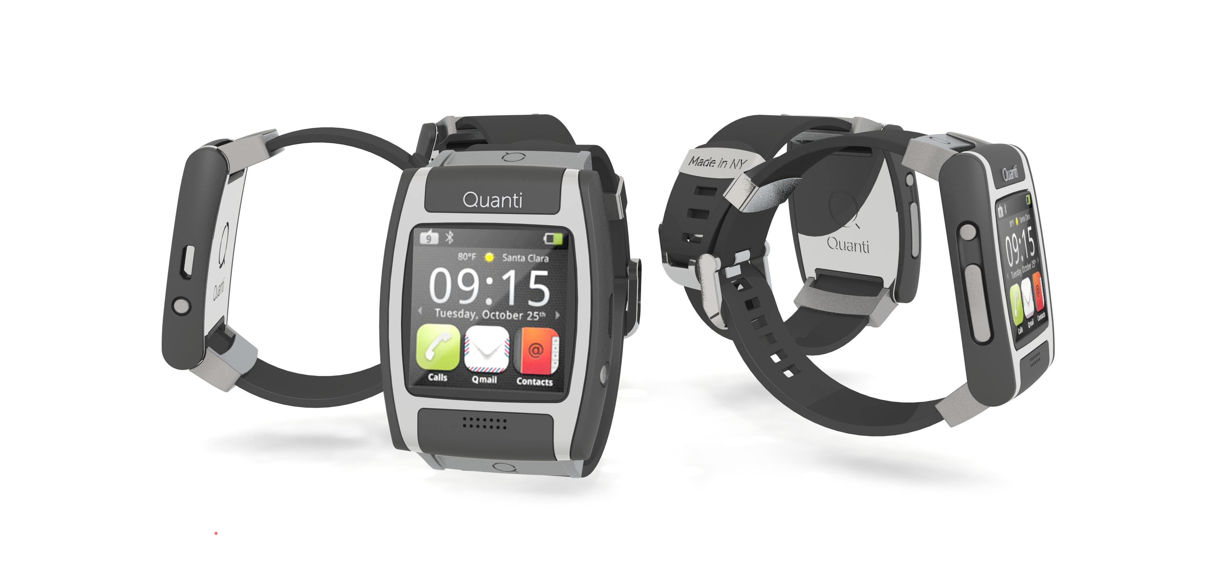 quanti watch x 5