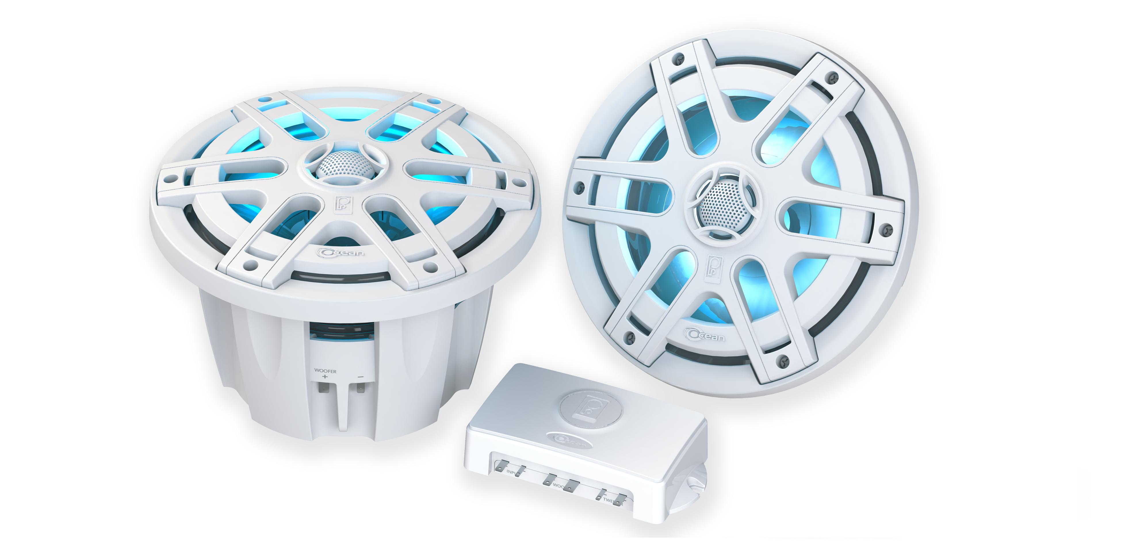 ocean series speaker