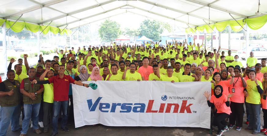 CSR Project- Jom Kutip Sampah 2019 with Versalink Marketing