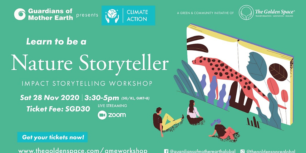 Climate Action: Be a Nature Storyteller