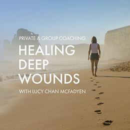 Mentoring Program - Healing Deep Wounds