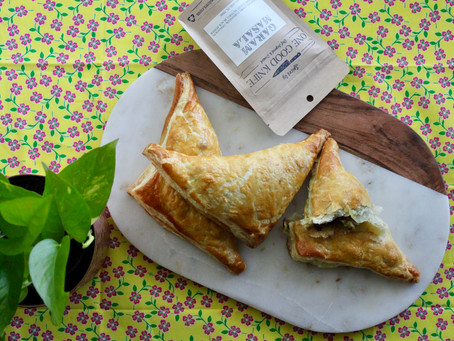 Garam Masala - Indian Turnovers - A Perfect Snack