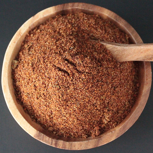 Mexican Four Chili Rub