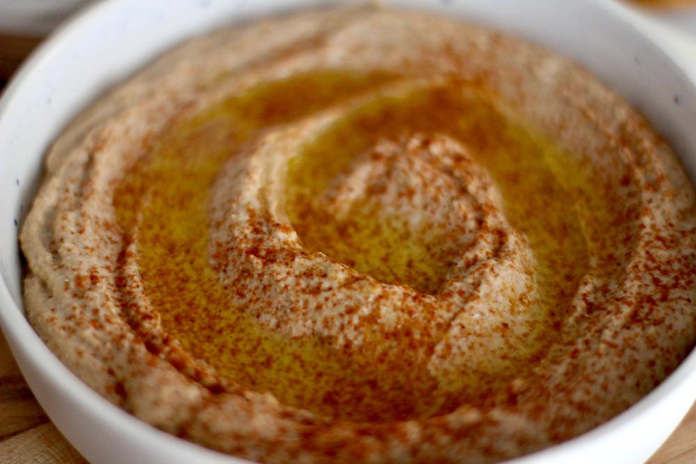 Ethiopian Berbere Spiced Lentil dip