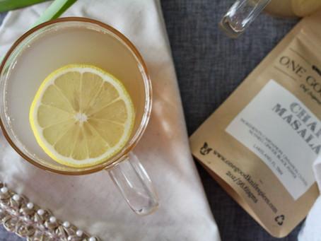 Chai Masala - Spicy Chai Lemonade