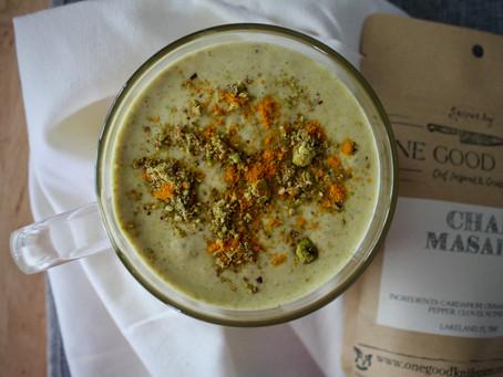 Chai Masala - Golden Chai Smoothie