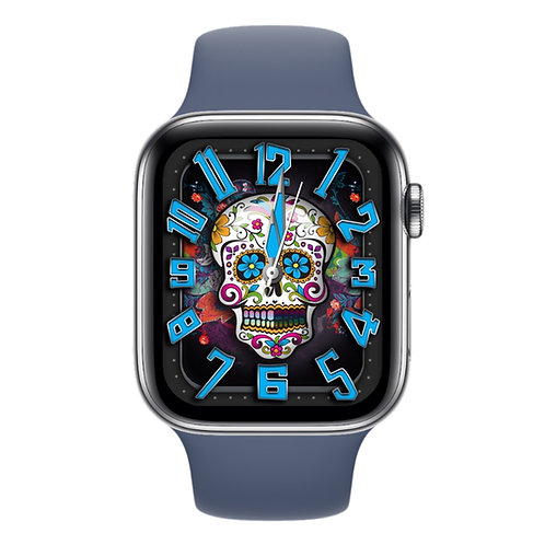 Kz Skull2 Blue