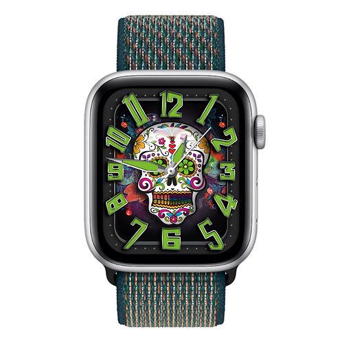 Kz Skull2 Green