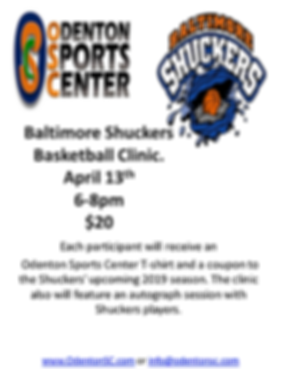 Baltimore Shuckers Basketball Clinic.png