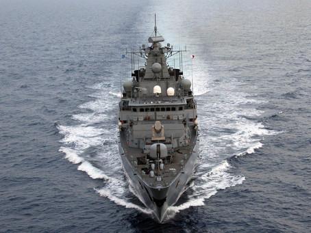 Increasing European Involvement in South China Sea