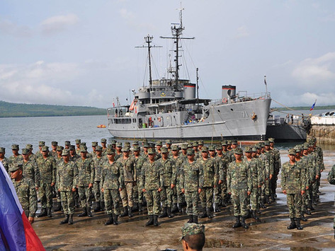 Applying Network Governance Principles for the PH Navy's Naval Cooperation