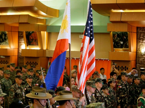 Searching for the collaborative advantage in the Philippines-US alliance
