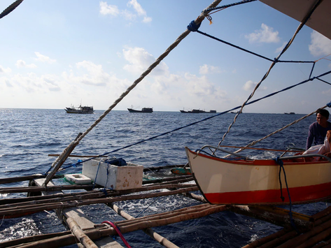 IUU Fishing Campaign in the Philippines: Shifting mitigation focus and embracing technology