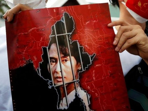 """""""Engagement, not idealism"""": Reacting to Myanmar's coup to protect democratic gains"""