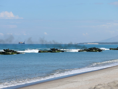 Drawing the 'Big Picture': US-PH Alliance Towards A Robust Maritime Domain Awareness