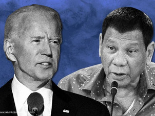 For Democracy's Sake, Biden Must Continue Engaging with Duterte