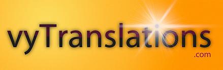 vyTranslation Inc. logo