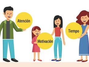 CÁPSULA Nº1¿CÓMO PUEDE AYUDAR LA FAMILIA AL ESTUDIO DE LOS HIJOS E HIJAS EN CASA?