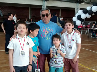 Interescolar de Ajedrez - Medalla de ORO