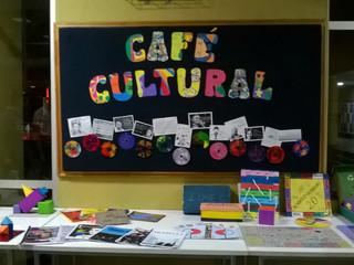 Café cultural en nuestro liceo