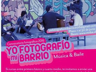 Concurso del Museo de Bellas Artes:            YO FOTOGRAFÍO MI BARRIO
