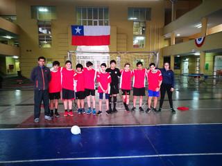 Primer encuentro del Taller de Selección de Handbol