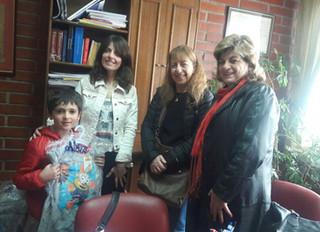 Ayuda de las Damas Sirias a alumnos prioritarios de nuestro colegio
