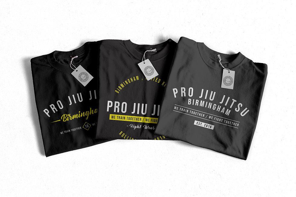 Pro Jiu Jitsu t-shirts.jpg
