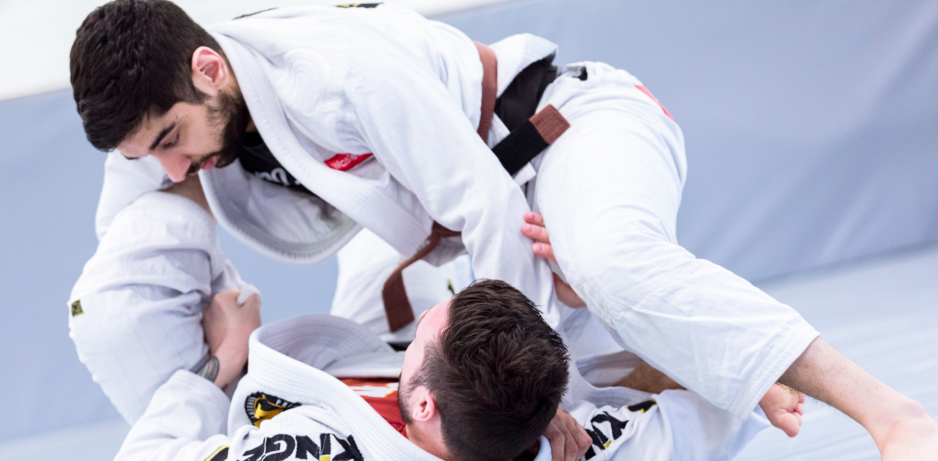 Wasim ahmed Brown Belt Brazilian Jiu Jitsu