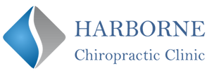 harborne chiropractise clinic logo