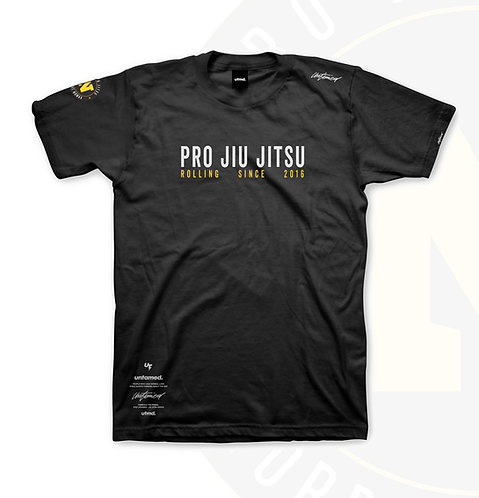 Pro Jiu Jitsu N logo