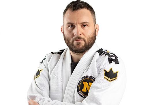 Norbert Norbi Nowak Brazilian Jiu Jitsu Black Belt